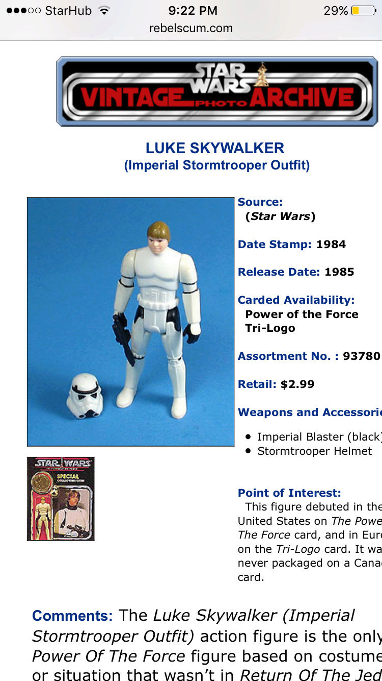 Another image of a trilogo luke storm trooper with a blue imperial blaster Img_5449