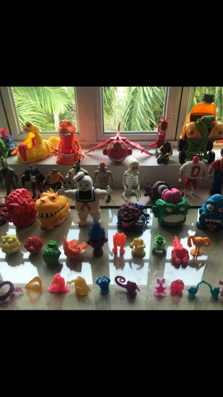 Kenner Ghostbusters monsters Img_5758