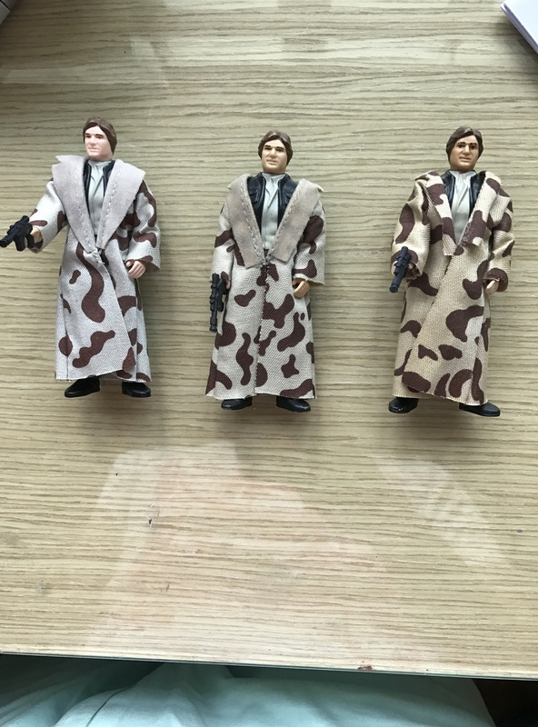 2 versions of hansolo blank lapels trenchcoat Img_6110