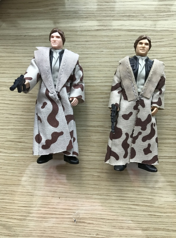 2 versions of hansolo blank lapels trenchcoat Img_6111