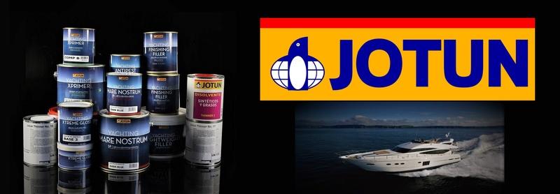 Productos JOTUN para cuidado y reparación de embarcaciones Jotunf10