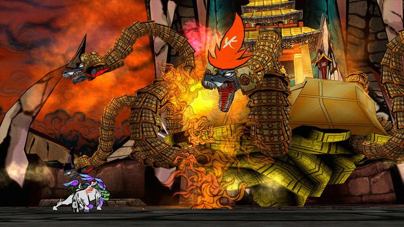 Le 11eme art : Jeux vidéos ! Okami_10