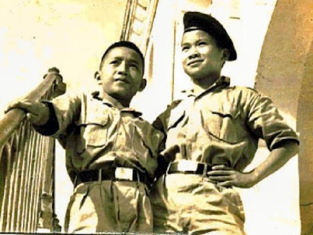 Trận Chiến Hào Hùng và Bi Hùng của Các Chiến Sĩ Tí Hon Ở Trường Thiếu Sinh Quân Vũng Tàu - 30 tháng 4 năm 1975. 0-trng10