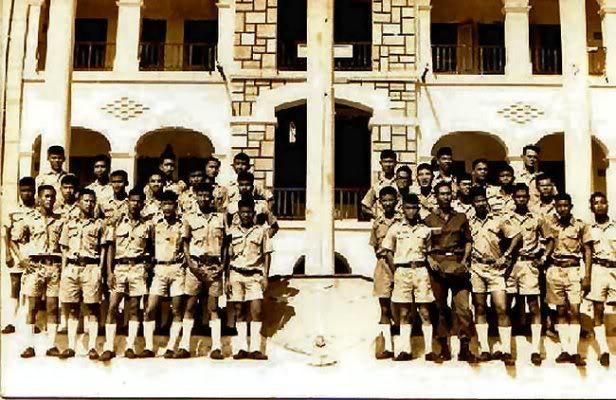 Trận Chiến Hào Hùng và Bi Hùng của Các Chiến Sĩ Tí Hon Ở Trường Thiếu Sinh Quân Vũng Tàu - 30 tháng 4 năm 1975. 0-trng12