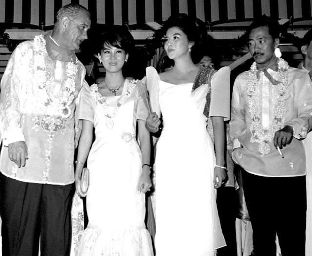 Chùm ảnh đẹp của 1 lãnh đạo VNCH với những năm tháng bên 1 hoa khôi Sài Gòn 1n11