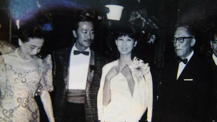 Chùm ảnh đẹp của 1 lãnh đạo VNCH với những năm tháng bên 1 hoa khôi Sài Gòn Dangtu10