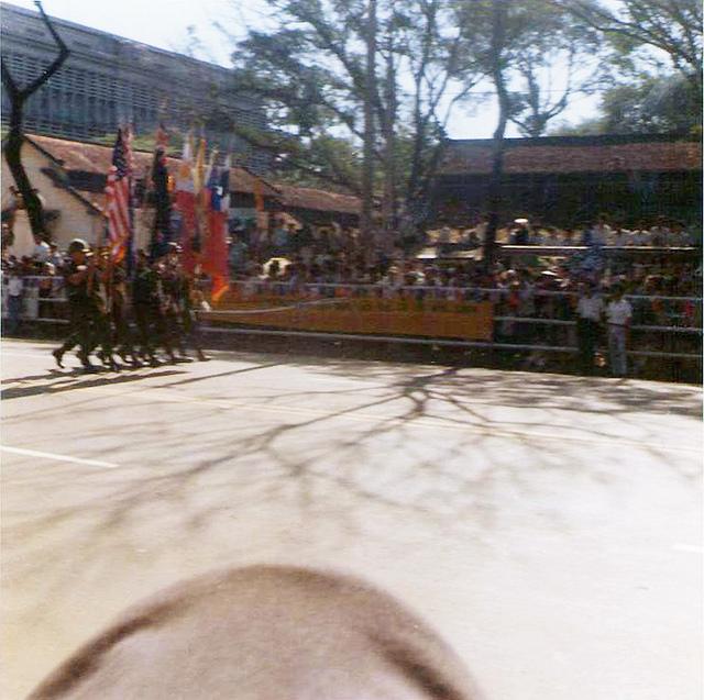 Kỷ niệm lịch sử văn hóa của QLVNCH có những ngày Quốc Khánh và ngày Quân Lực... Duyut_10