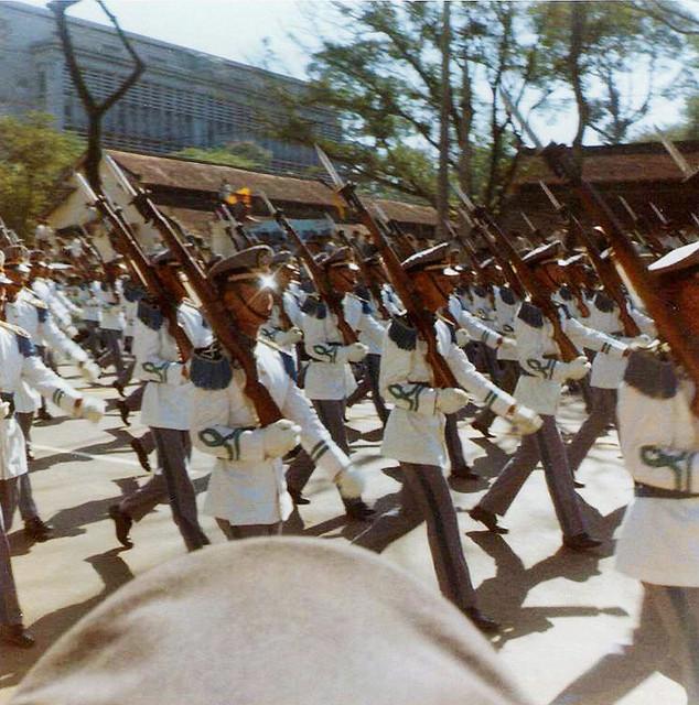 Kỷ niệm lịch sử văn hóa của QLVNCH có những ngày Quốc Khánh và ngày Quân Lực... Duyut_11