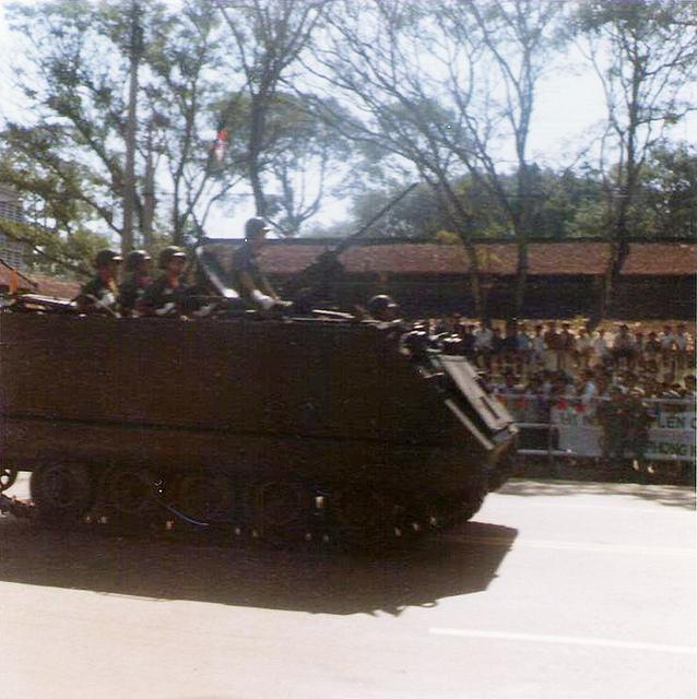 Kỷ niệm lịch sử văn hóa của QLVNCH có những ngày Quốc Khánh và ngày Quân Lực... Duyut_12