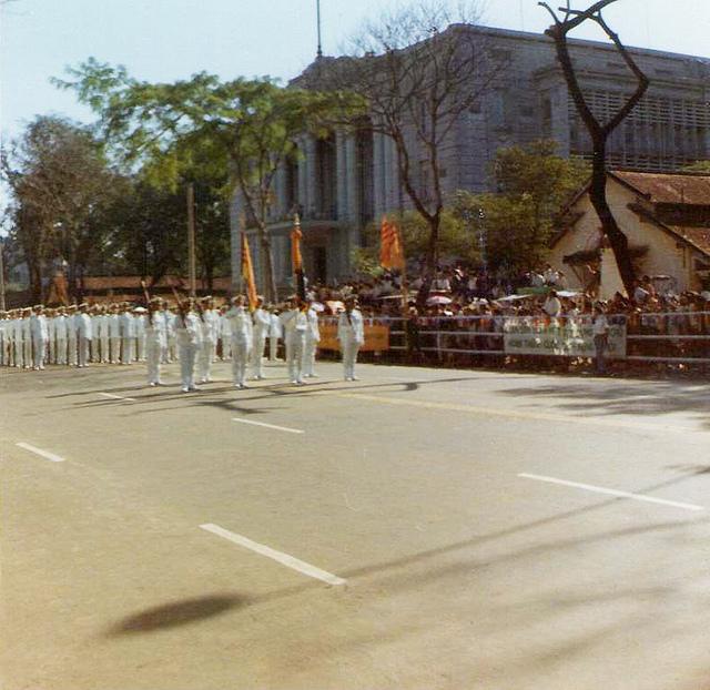 Kỷ niệm lịch sử văn hóa của QLVNCH có những ngày Quốc Khánh và ngày Quân Lực... Duyut_14