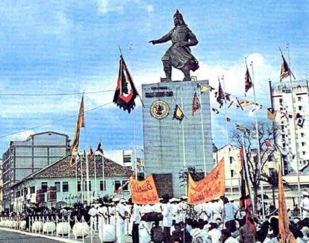 Kỷ niệm lịch sử văn hóa của QLVNCH có những ngày Quốc Khánh và ngày Quân Lực... Duyut_15