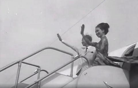 Chùm ảnh đẹp của 1 lãnh đạo VNCH với những năm tháng bên 1 hoa khôi Sài Gòn Nguyon13