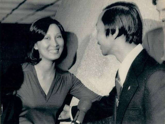 Chùm ảnh đẹp của 1 lãnh đạo VNCH với những năm tháng bên 1 hoa khôi Sài Gòn Nguyon16