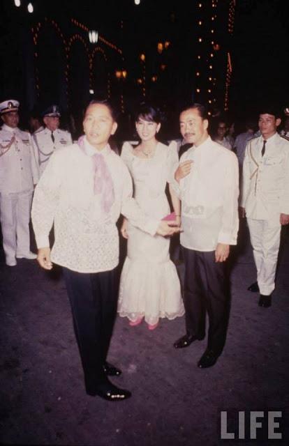 Chùm ảnh đẹp của 1 lãnh đạo VNCH với những năm tháng bên 1 hoa khôi Sài Gòn Nguyon17