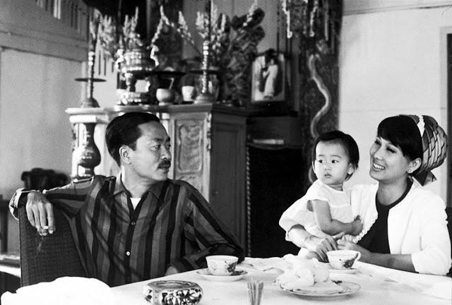 Chùm ảnh đẹp của 1 lãnh đạo VNCH với những năm tháng bên 1 hoa khôi Sài Gòn Nguyon20