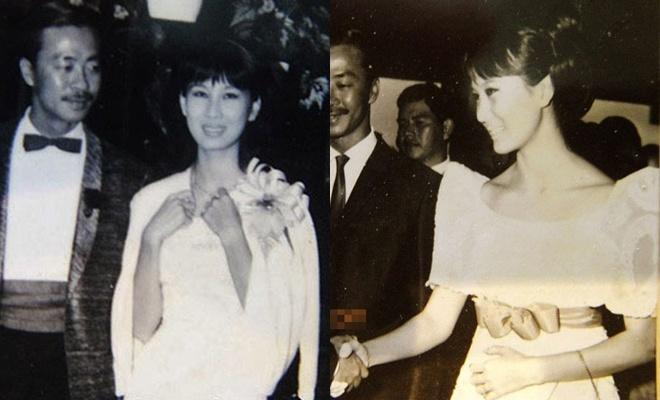 Chùm ảnh đẹp của 1 lãnh đạo VNCH với những năm tháng bên 1 hoa khôi Sài Gòn Tinnga10