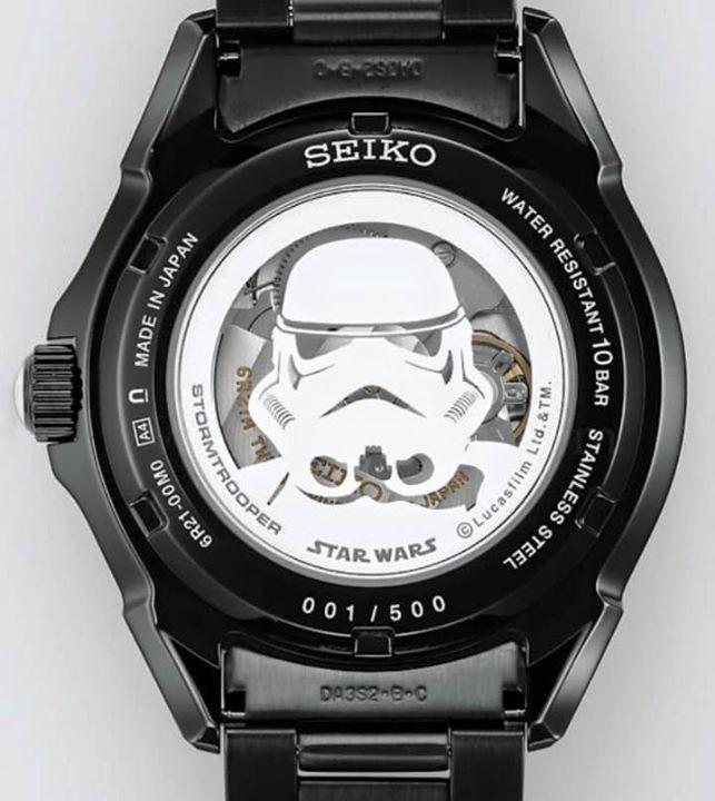 Seiko y Star Wars Img_7316