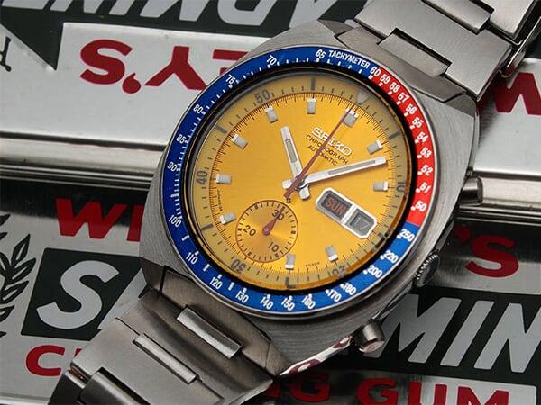 Seiko y los apodos de sus relojes Seiko610