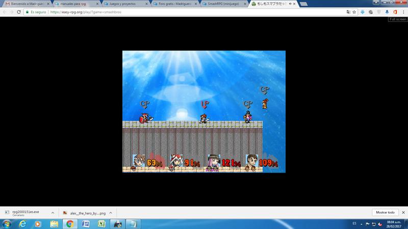 SmashRPG (minijuego) Screen10