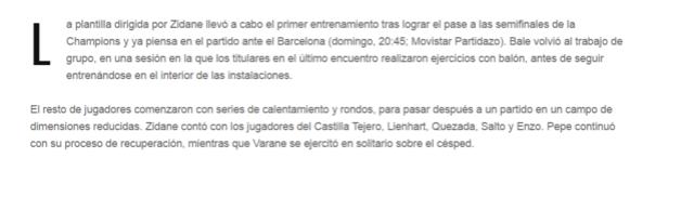 Real Madrid- F.C. Barcelona Bale10