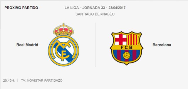 Real Madrid- F.C. Barcelona Clasic10