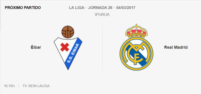 Eibar- Real Madrid Eibar-10