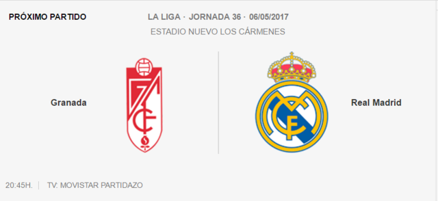 Granada- Real Madrid Madrid11