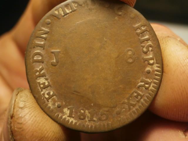 8 maraveis de FERDIN VII DE 1815 de JUBIA P3110019