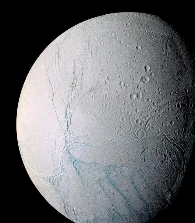 """NASA pronašla """"nastanjivo područje"""" na Saturnovom mesecu 15519110"""