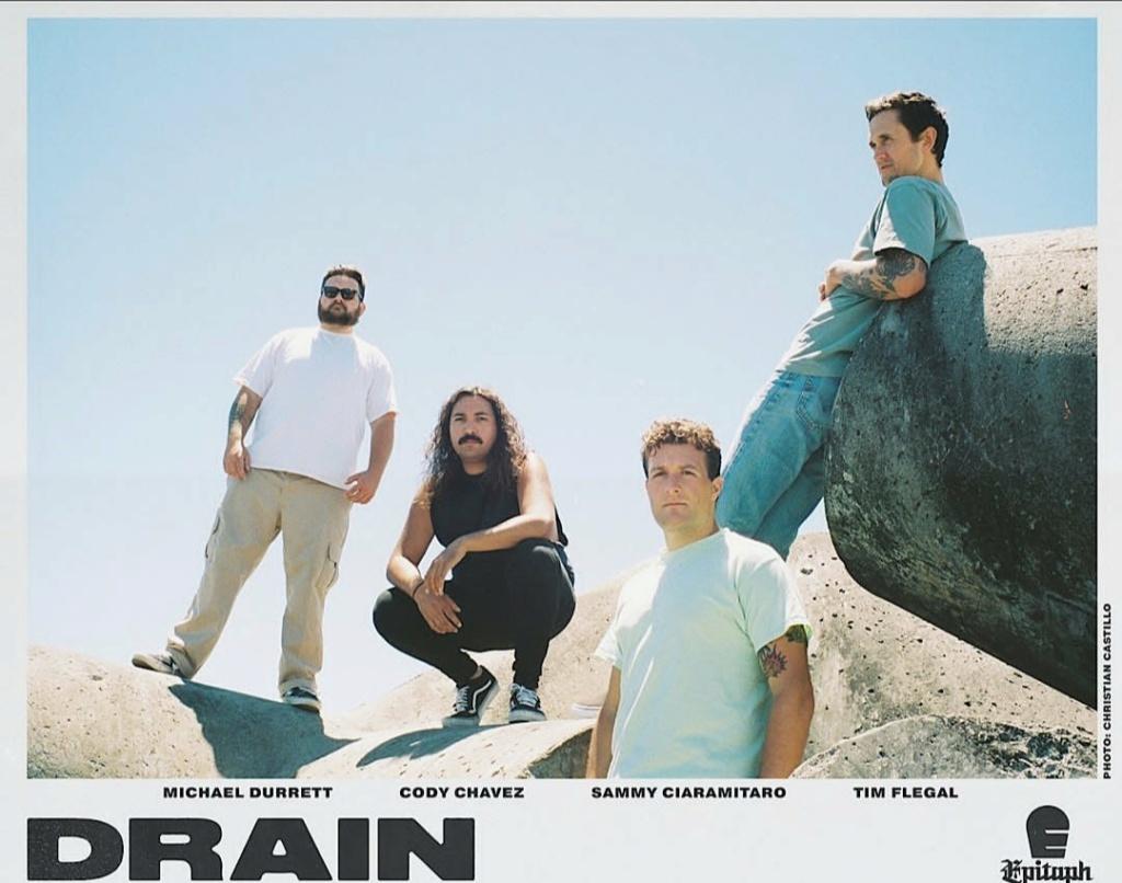"""DRAIN - """"California Cursed"""" [2020] - Hardcore Santa Cruz, California. Img_2035"""