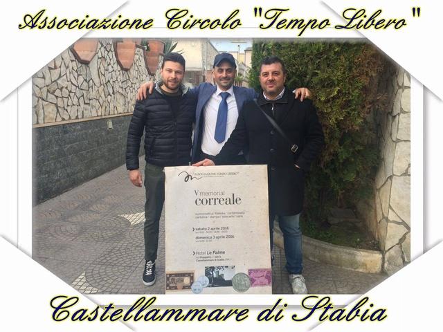 VII Memorial Correale - 1/2 Aprile 2017 - Castellammare di Stabia (Napoli) 12976710