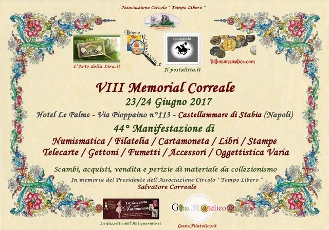 Memorial Correale 8° Edizione - 23/24 Giugno 2017 Pergam10