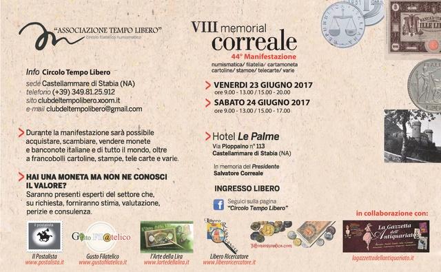 Memorial Correale 8° Edizione - 23/24 Giugno 2017 Viii_m10