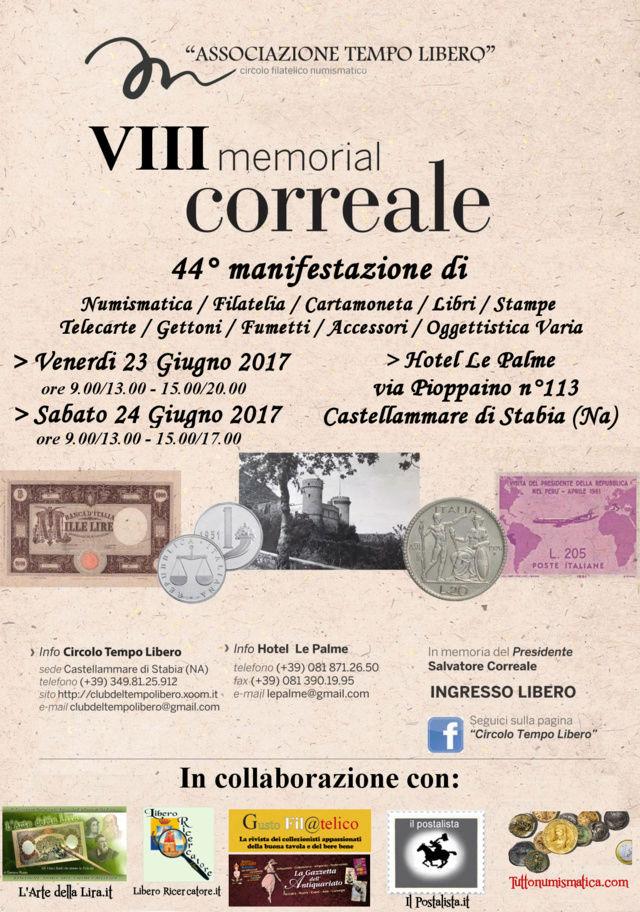 Memorial Correale 8° Edizione - 23/24 Giugno 2017 Viii_m11