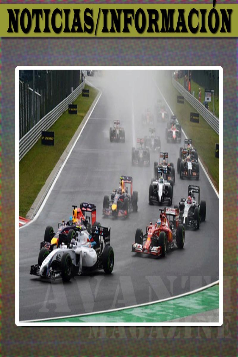 MAGAZINE F1 AVANTI.NÚMERO 13 (04/03/2017) 02_not11