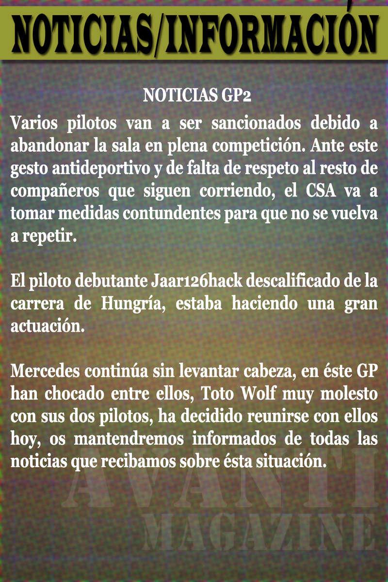 MAGAZINE F1 AVANTI.NÚMERO 13 (04/03/2017) 07_not11
