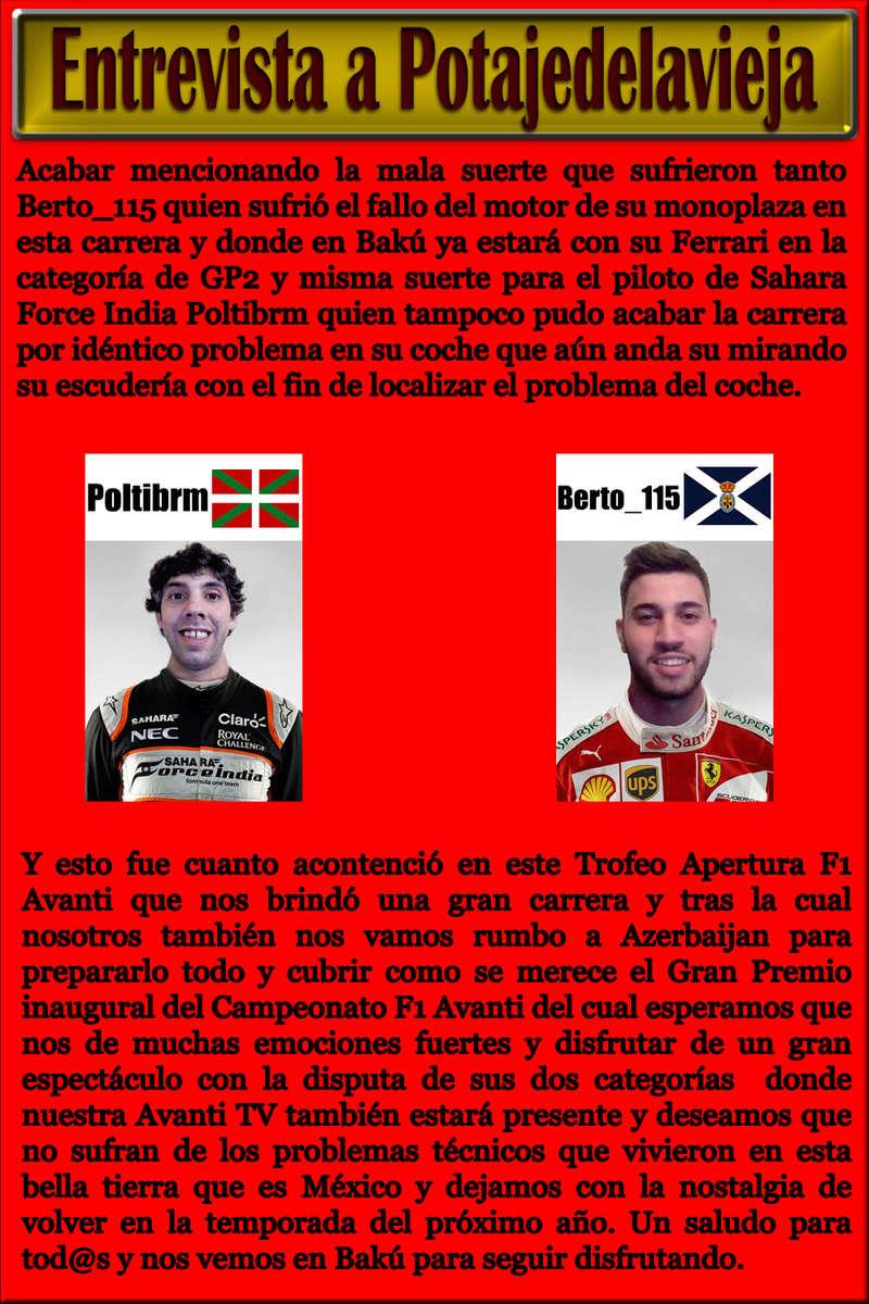 MAGAZINE F1 AVANTI.NÚMERO 16 (25/03/2017) 20_cry10