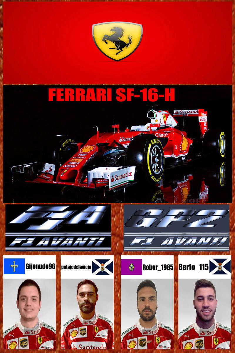MAGAZINE F1 AVANTI.NÚMERO 15 (19/03/2017) 20_fer10
