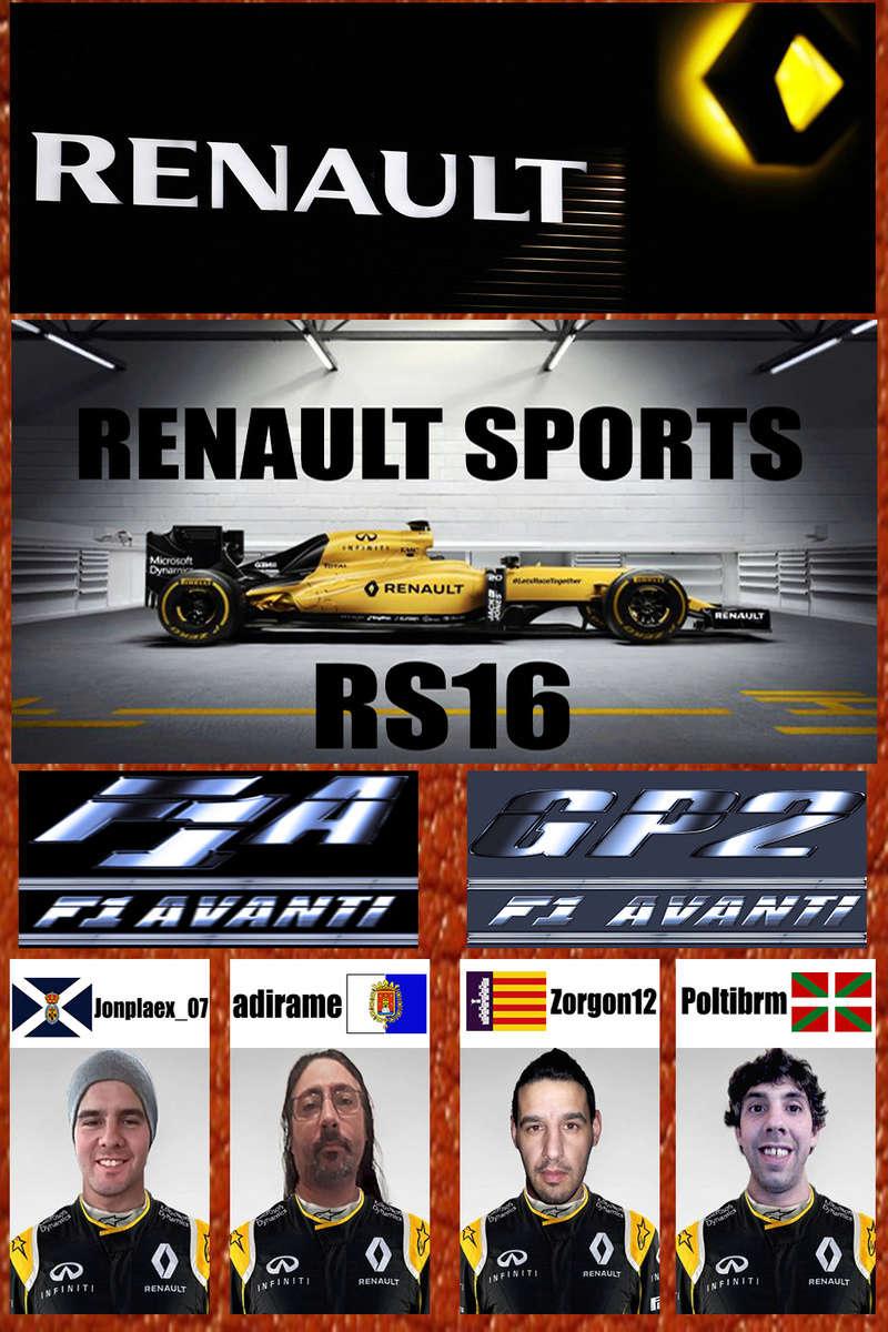 MAGAZINE F1 AVANTI.NÚMERO 15 (19/03/2017) 26_ren10
