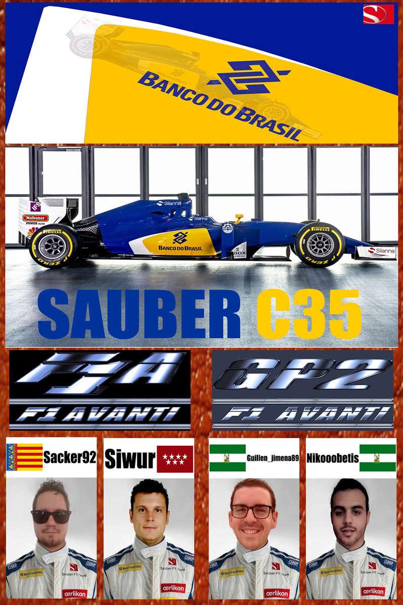 MAGAZINE F1 AVANTI.NÚMERO 15 (19/03/2017) 27_sau10
