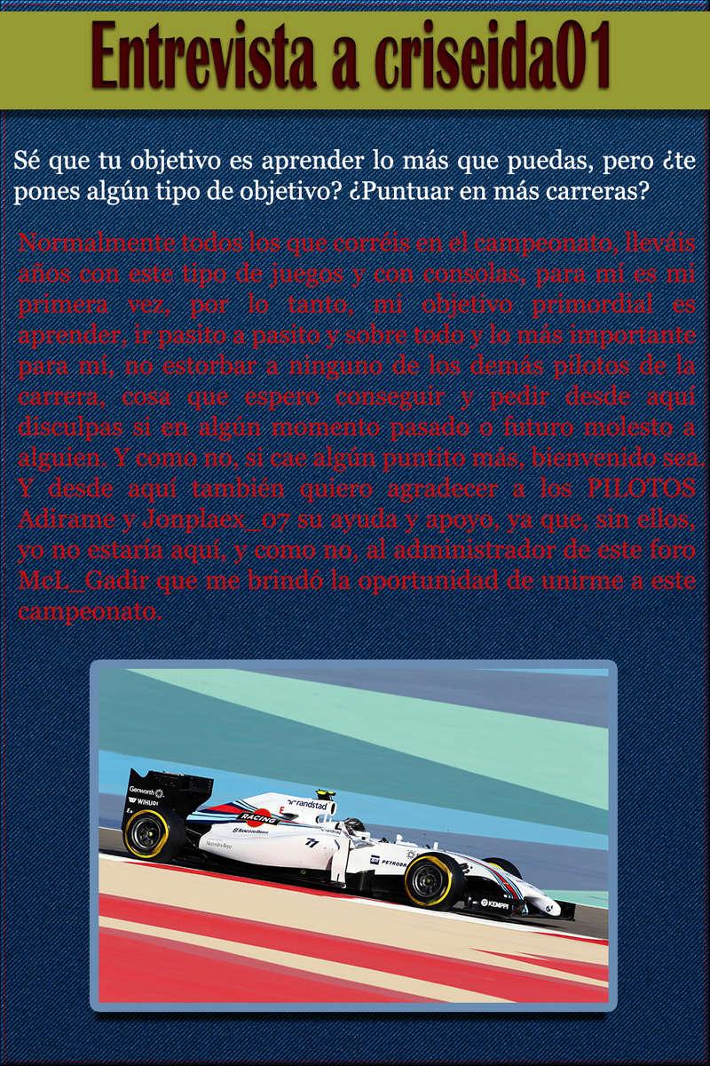 MAGAZINE F1 AVANTI.NÚMERO 15 (19/03/2017) 34_ent10