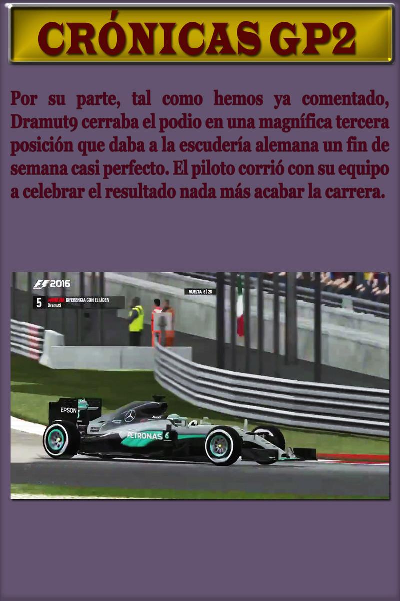MAGAZINE F1 AVANTI.NÚMERO 18 (14/04/2017) 44_gp210