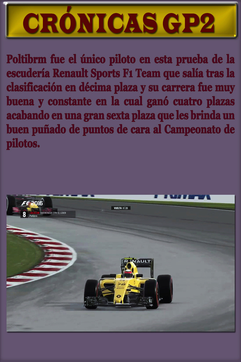 MAGAZINE F1 AVANTI.NÚMERO 18 (14/04/2017) 48_gp210