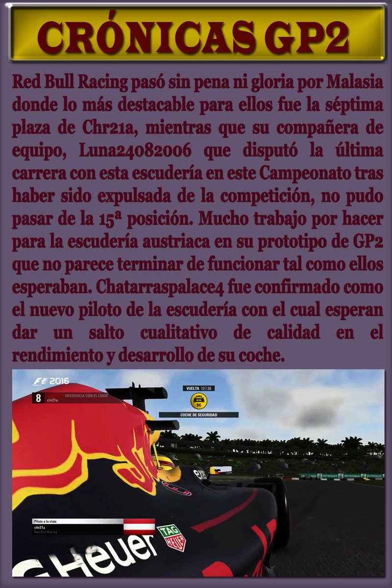 MAGAZINE F1 AVANTI.NÚMERO 18 (14/04/2017) 49_gp210