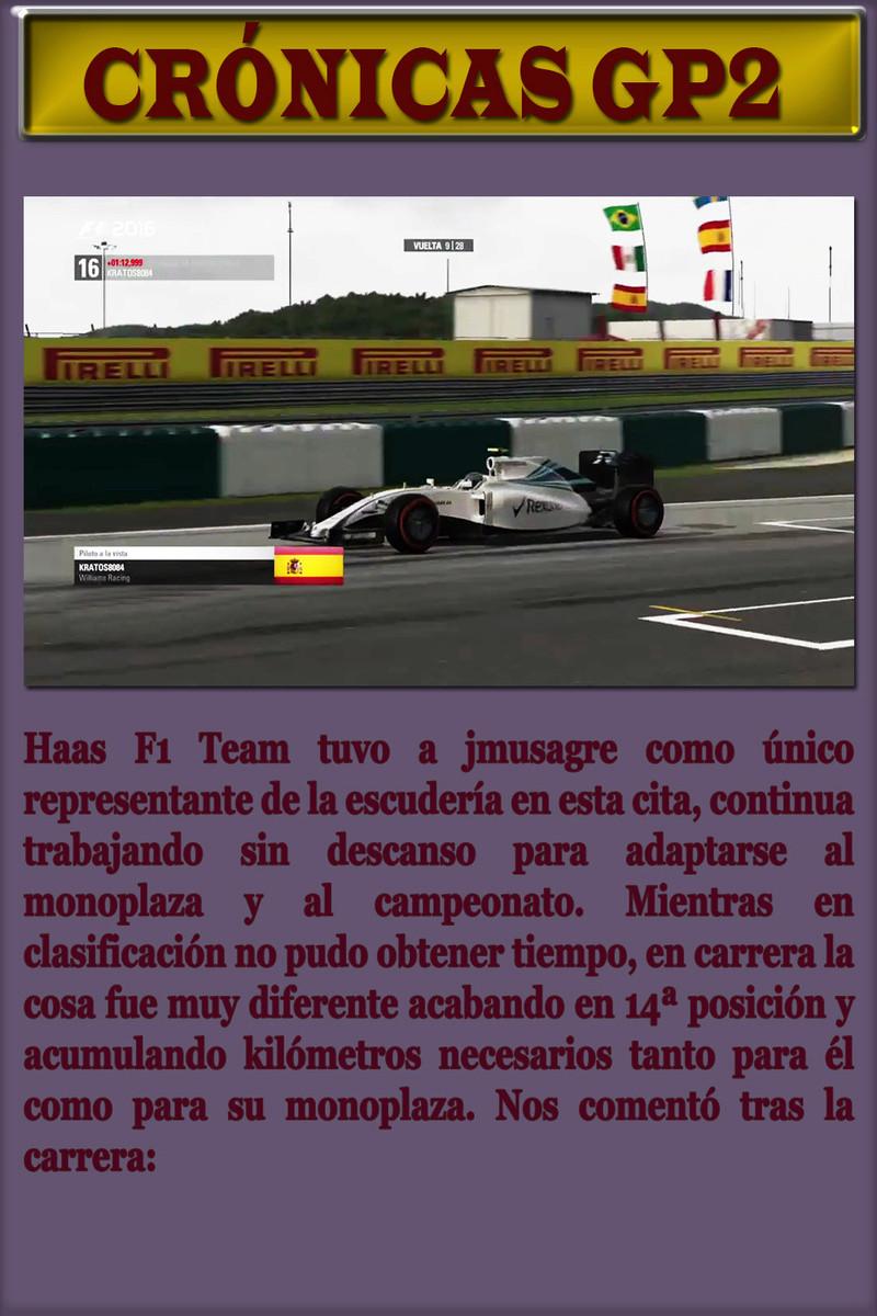 MAGAZINE F1 AVANTI.NÚMERO 18 (14/04/2017) 55_gp210