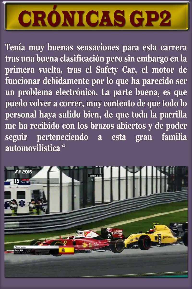 MAGAZINE F1 AVANTI.NÚMERO 18 (14/04/2017) 58_gp210