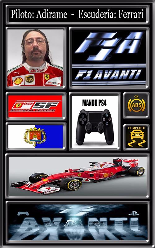 MAGAZINE F1 AVANTI.NÚMERO 13 (04/03/2017) Licenc12