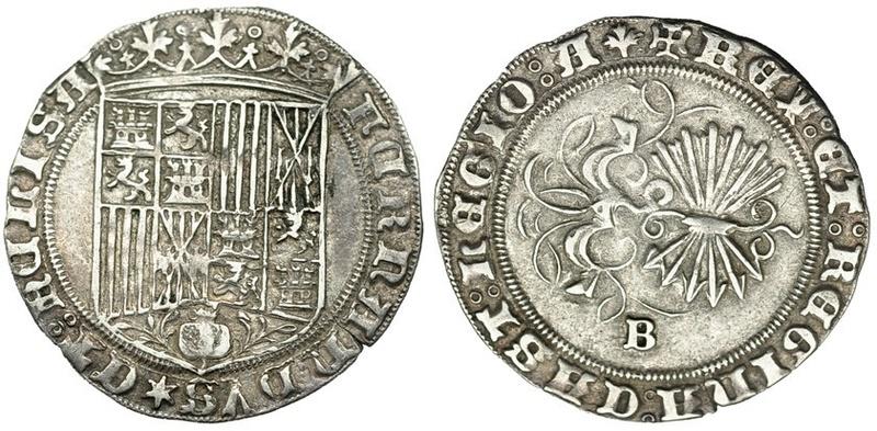 Moneda reyes católicos 27791010