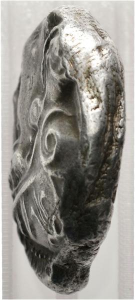 Corinto. Estátera (347-306 a.C.) Canto_11