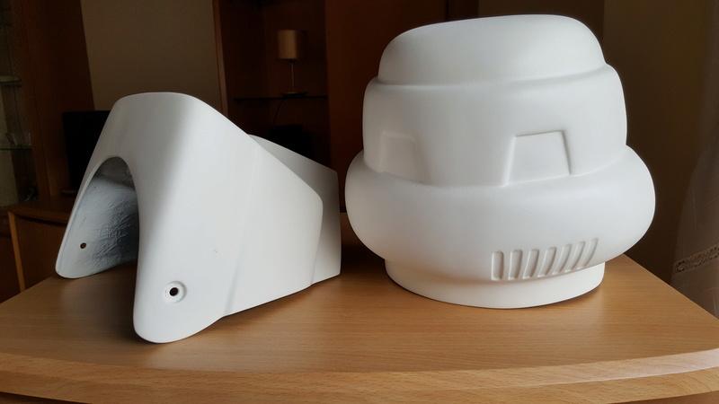 """Biker Scout Helmet Project"" 20170235"